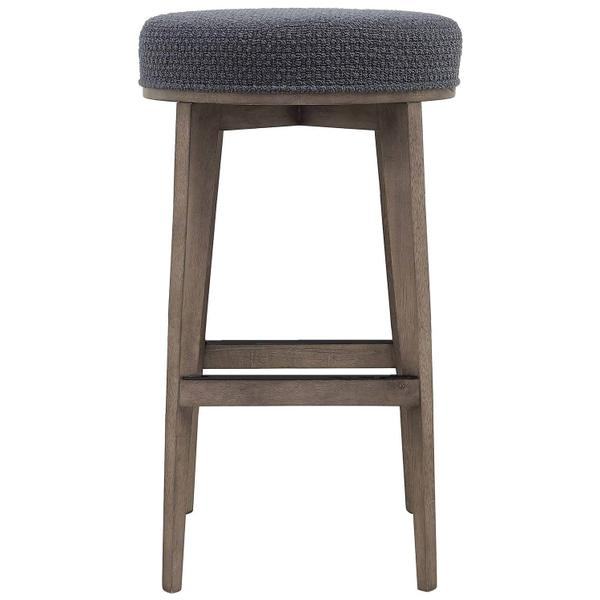 Linder Bar Stool in Portobello