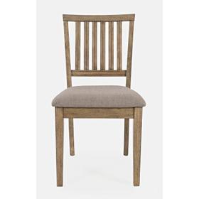 Prescott Park Slatback Chair (2/ctn)