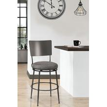 Towne Commercial Grade Swivel Bar Stool