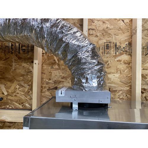 Broan® FRESH IN™ Motorized Supply Damper