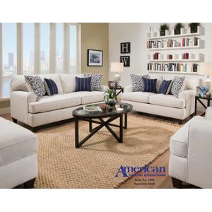 American Furniture Manufacturing1950 Popstitch Shell