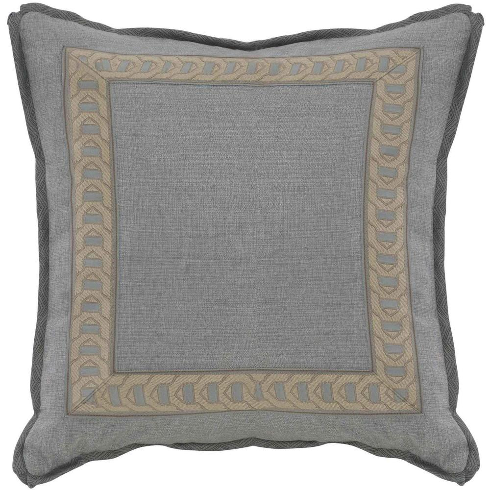 """See Details - Custom Decorative Pillows Microflange Picture Frame Tape (22"""" x 22"""")"""