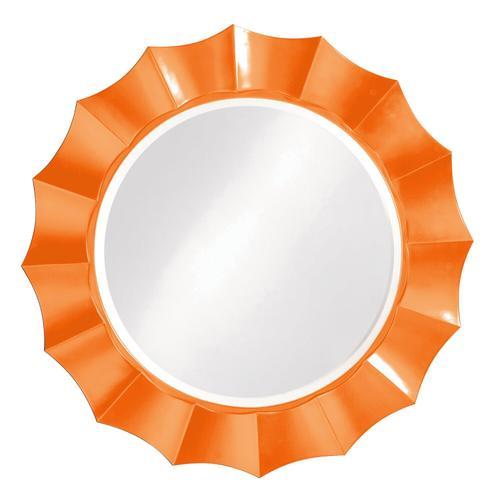 Howard Elliott - Corona Mirror - Glossy Orange