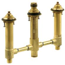 "Rough Brass While Supplies Last - Roman Tub 10"" Rough-in Valve Gerber Pak"