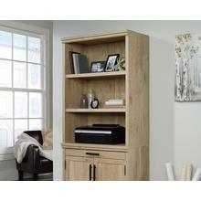 See Details - 2-Shelf Library Hutch in Prime Oak