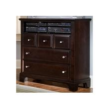 3-Drawer Media Center