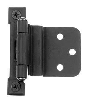 "3/8"" inset-Self Closing Hinge Product Image"