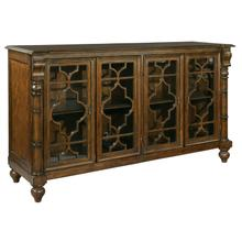 2-7446 Vintage European Entertainment Console