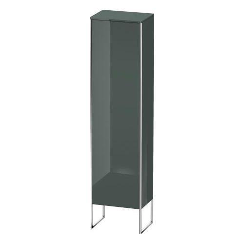 Duravit - Tall Cabinet Floorstanding, Dolomiti Gray High Gloss (lacquer)