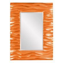 View Product - Zenith Mirror - Glossy Orange