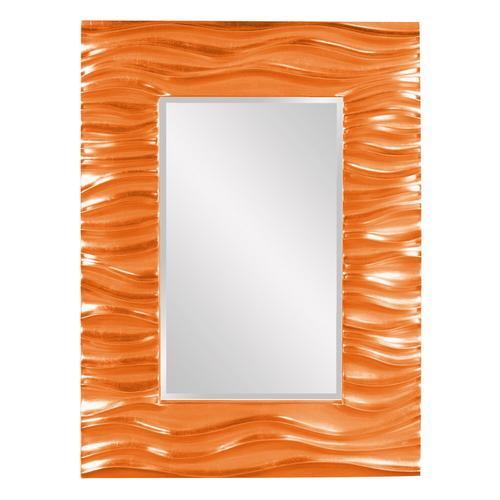 Howard Elliott - Zenith Mirror - Glossy Orange