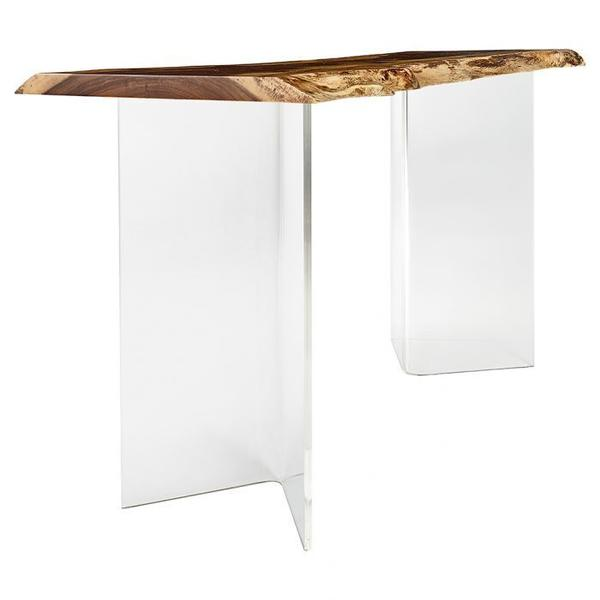 See Details - Acrylic Wedge Pub Height Base