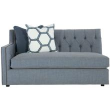 Candace Left Arm Loveseat