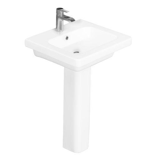 Resort 550 Pedestal Lavatory - Single-Hole