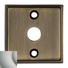 Satin Nickel with Lifetime Finish 0424 Hollywood Hills Emergency Release Trim