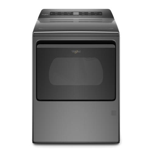 7.4 cu. ft. Top Load Gas Dryer with Intuitive Controls