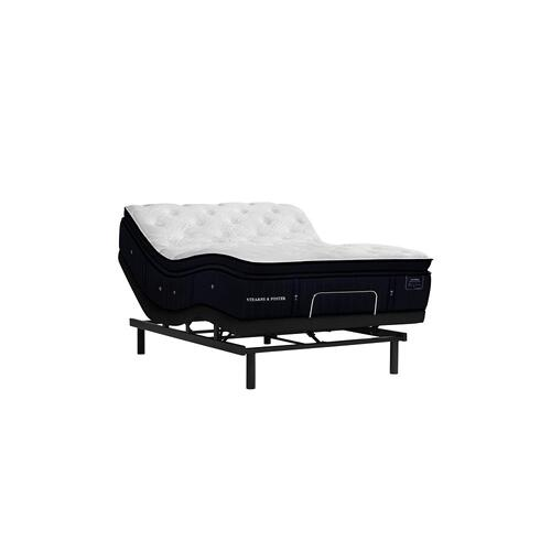Lux Estate Collection - LE2 - Luxury Firm - Euro Pillow Top - King