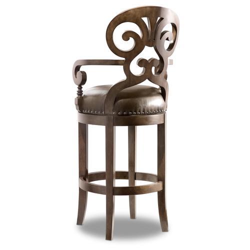 Hooker Furniture - Jameson Barstool