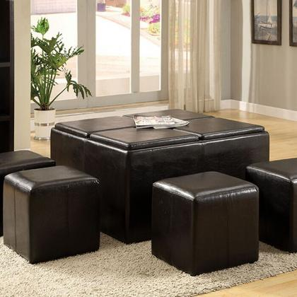 See Details - Holloway Nested Ottoman