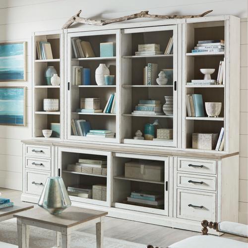 "Bassett Furniture - Bella 60"" Library Bookcase"