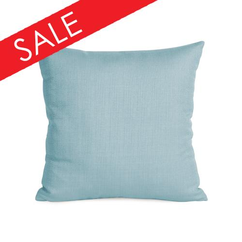 """Pillow Cover 16""""x16"""" Sterling Breeze"""