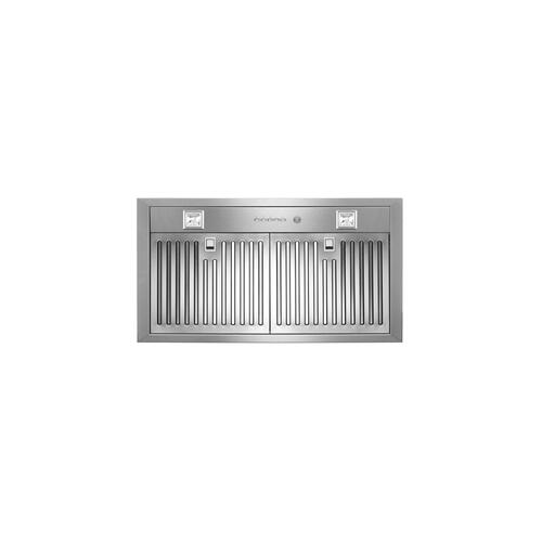 Gallery - 30 Insert Hood, 1 motor 500 CFM Stainless Steel