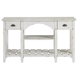 Sofa/Console Table - Milk Finish
