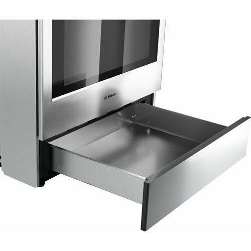 Benchmark® Dual Fuel Slide-in Range 30'' Stainless Steel HDIP056U