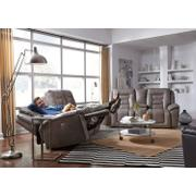 Double Reclining Loveseat with Console Product Image