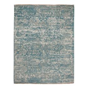 Makrana Mineral Blue Hand Knotted Rugs