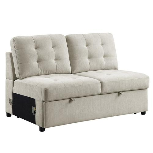 Gallery - 4-Piece Sectional with Pull-out Ottoman