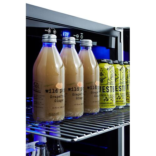 """24"""" Wide Built-in Beverage Cooler, ADA Compliant"""