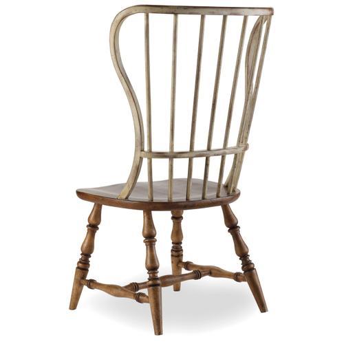 Hooker Furniture - Sanctuary Side Chair - 2 per carton/price ea