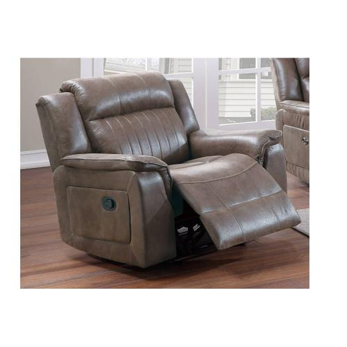 3-pc Manual Motion Set-glider/recliner