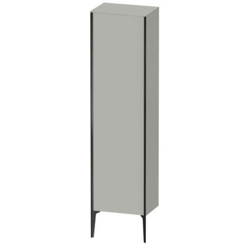 Tall Cabinet Floorstanding, Concrete Gray Matte (decor)