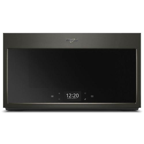 Whirlpool Canada - Smart 1.9 cu. ft. Over the Range Microwave with Multi-step cooking 1