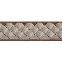 Cosmopolitan Shadowscape C73b Shell Border Broadloom Carpet