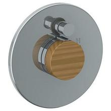 Product Image - Wall Mounted Pressure Balance Shower Trim With Diverter, 7