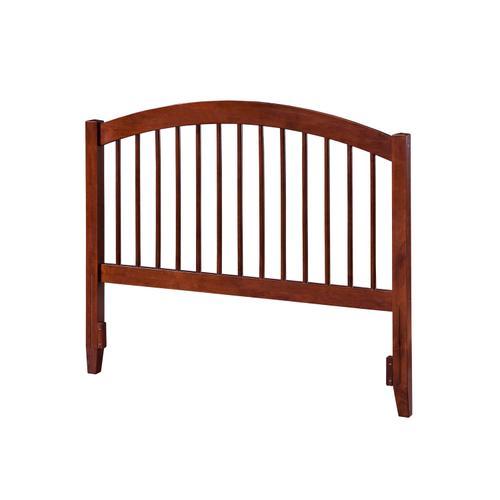 Atlantic Furniture - Windsor Headboard Full Walnut