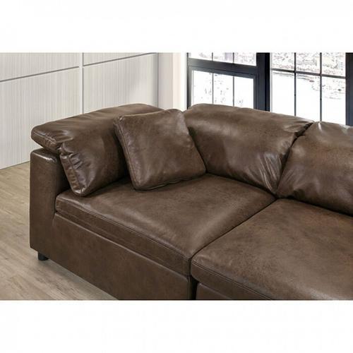 Furniture of America - Tamera Corner Chair