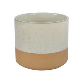 See Details - Rustica Planter 7.75in White