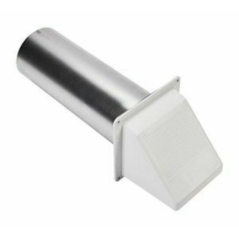 Dryer Outdoor Vent Cap Assembly - Other