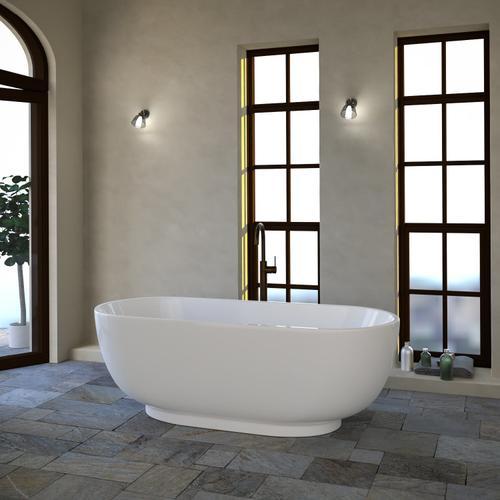 """Roosevelt 71"""" Acrylic Tub"""
