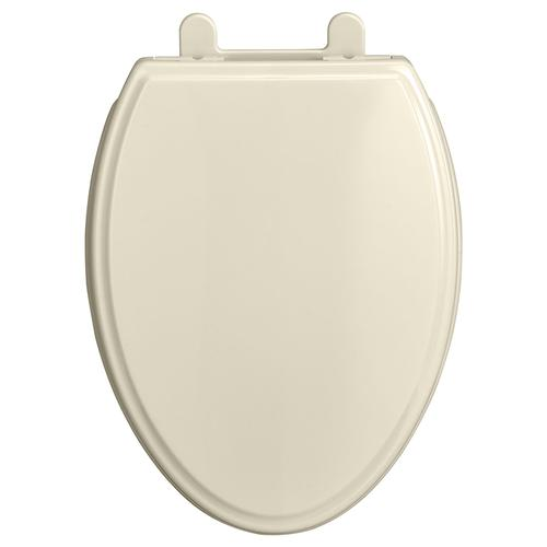 Traditional Elongated Toilet Seat  American Standard - Linen