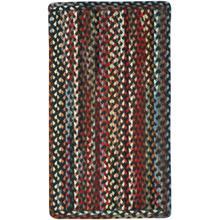 Plymouth Black Braided Rugs
