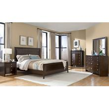 Empire Queen 4PC Bedroom Set