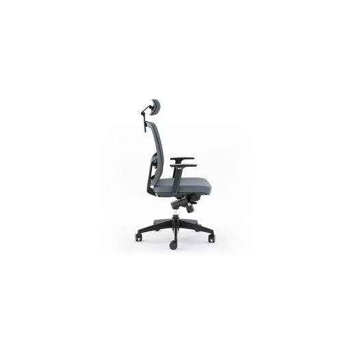 BDI Furniture - TC-223 Task Chair 223DHF Task Chair (Fabric) in Grey