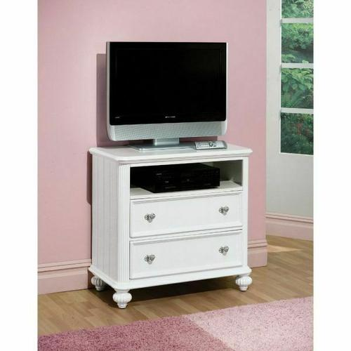 ACME Athena TV Console - 30013 - White