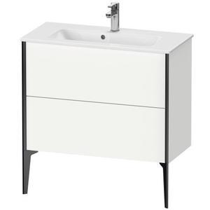 Duravit - Vanity Unit Floorstanding Compact, White Matte