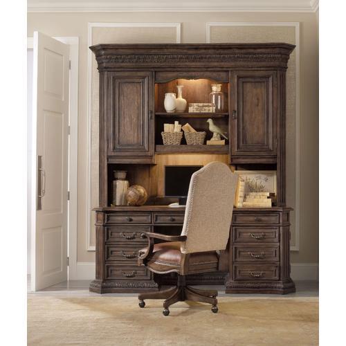 Hooker Furniture - Rhapsody Tilt Swivel Chair